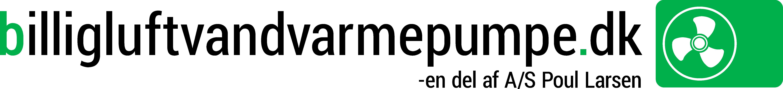 Billigluftvandvarmepumpe.dk